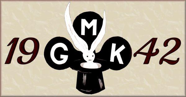 GMK - Göteborgs Magiska Klubb - Grundad 1942