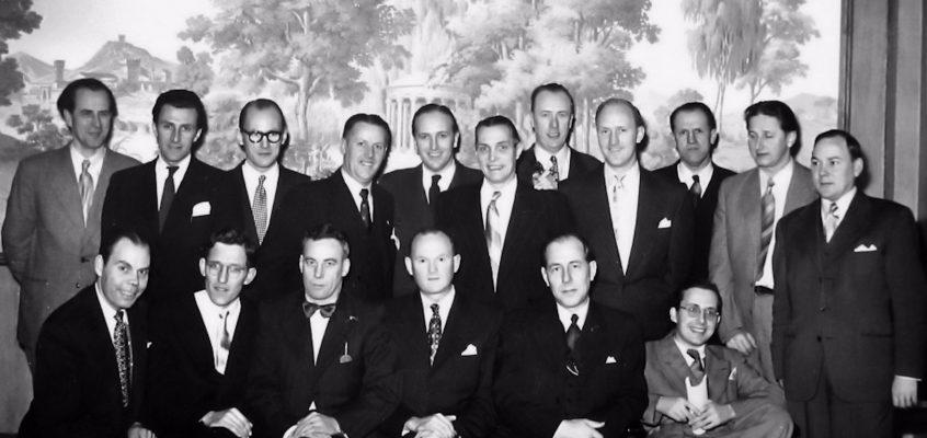 Årsmöte 4 februari 1953