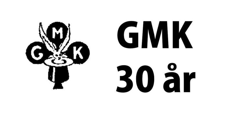 GMK 30 år 18 november 1972