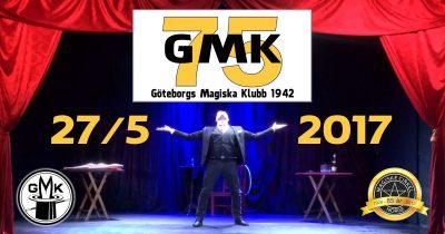 GMK 75 år 27 maj 2017