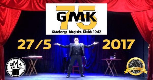 Göteborgs Magiska Klubb 75 år