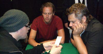 Carl Tillenius 7 september 2009
