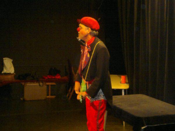 Clownen Mattis
