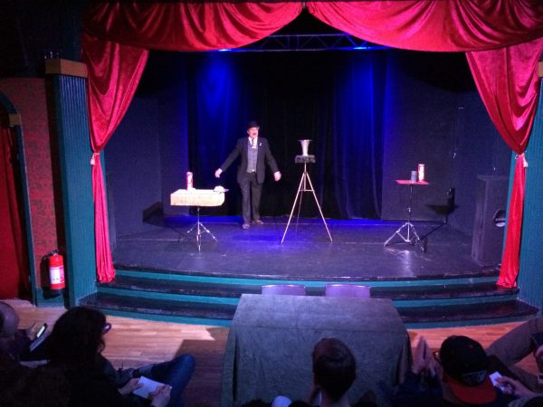 Christabuu presenterar teleportation