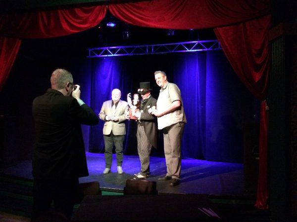 Vinnarna blev Gaston, Dusenberg, och Densloe