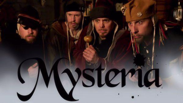 Mysteria - Magi på SVT1