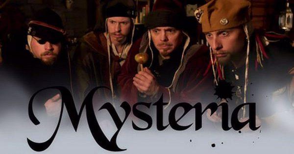 Mysteria Säsong 2- Magi i Barnkanalen och på SVT Play.