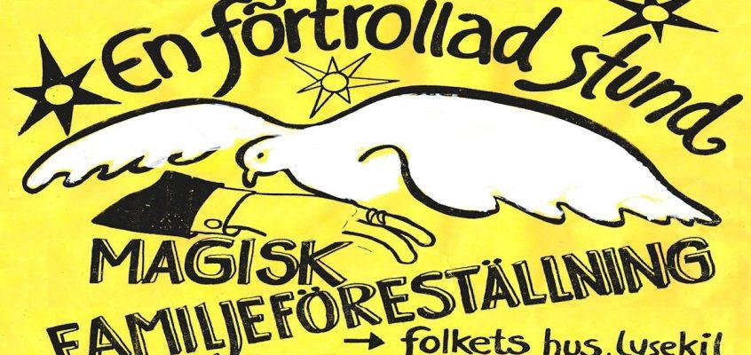 Föreställning – Lysekil 29 januari 1989