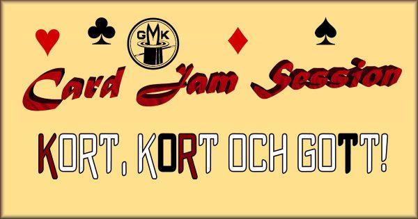 GMK Card Jam Session