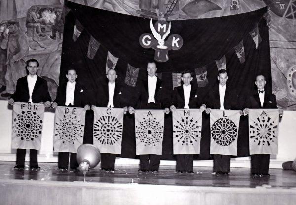 GMK föreställning 1948 - Final