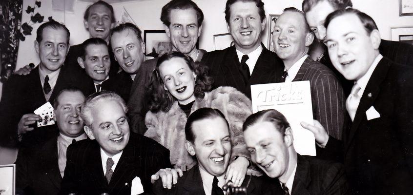 Klubbmöte 23 oktober 1947