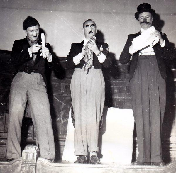 The Three Magic Brothers (Larino - Egonni - Harrby)