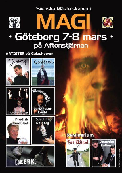 Reklam för SM 2009