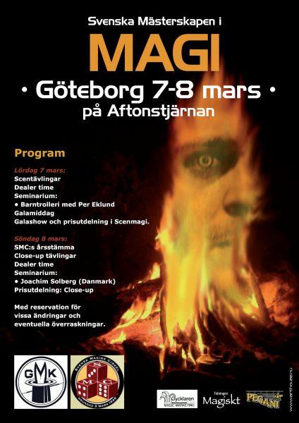Program för SM 2009