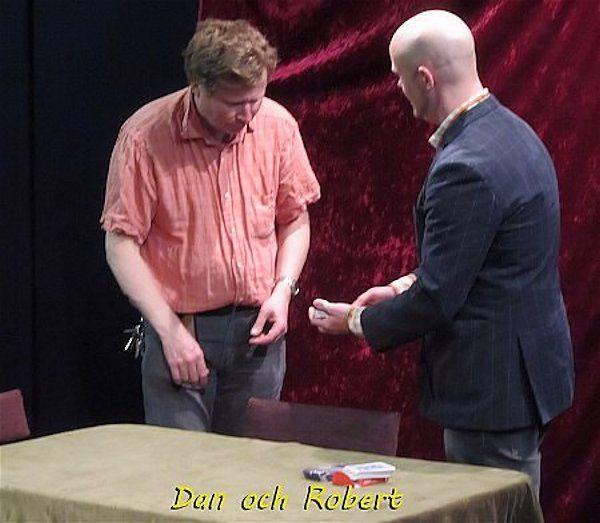 Dan och Robert
