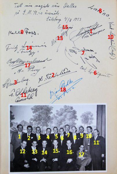 GMK 1953 - Sidan numrerad