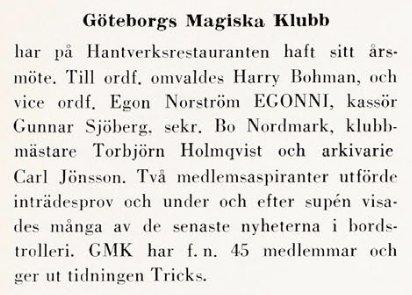 GMK 1960