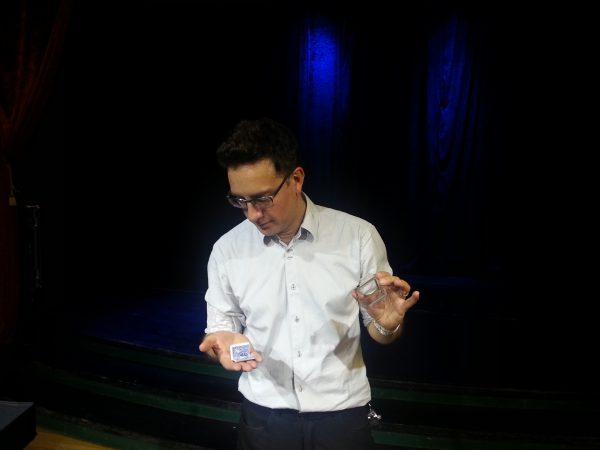 Jon Allen visar Paragon 3D