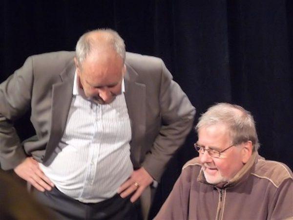 Dusenberg och Leif Olsson
