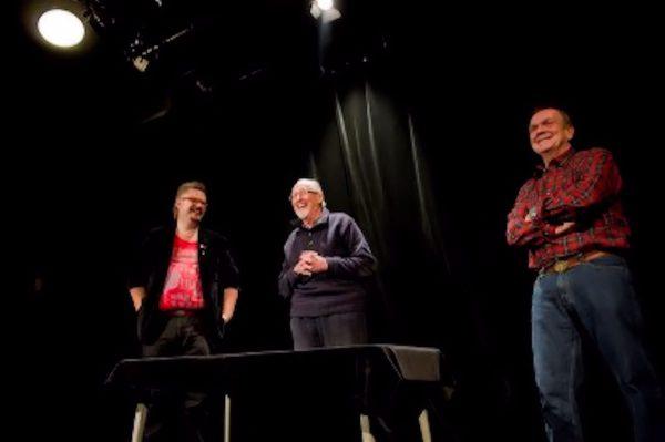 Martin, Lennart, Janne
