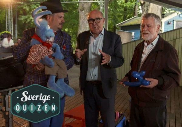 Sverigequizen besöker Ason Bson Cson
