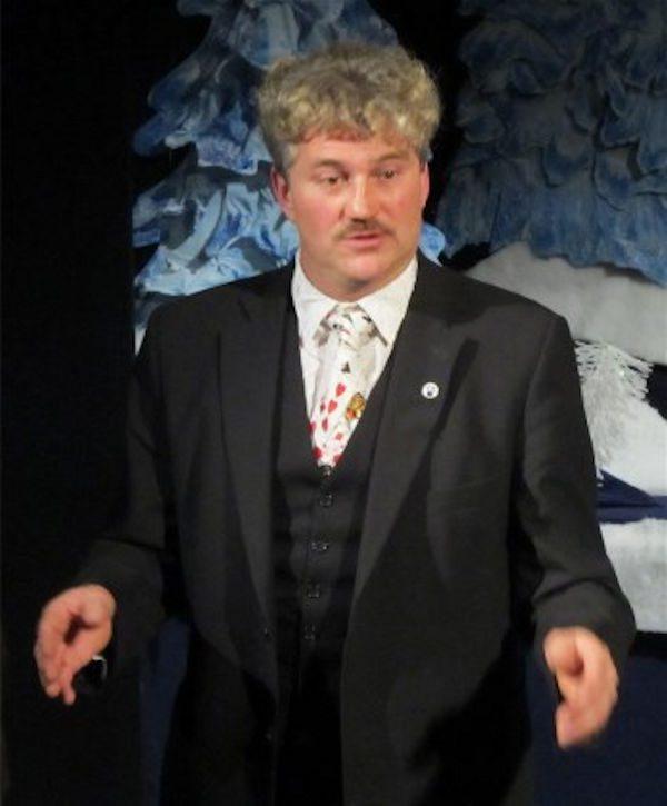 Christer Jönsson informerar om EFT