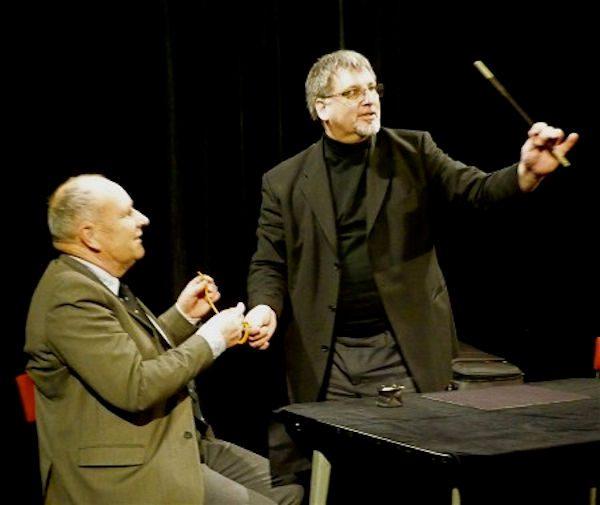 Joachim trollar med Dusenberg