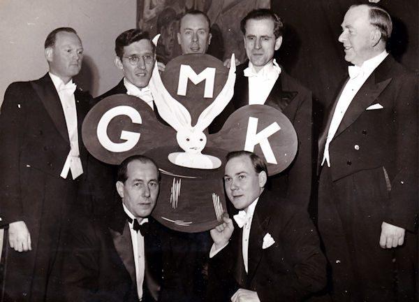 GMK Artister 1948