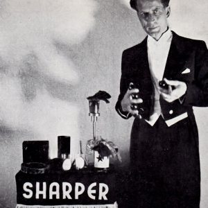 Mr Sharper