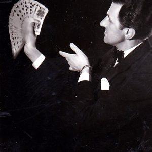 Sten Fahlström - Kort