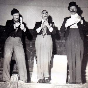 The Three Magic Brothers