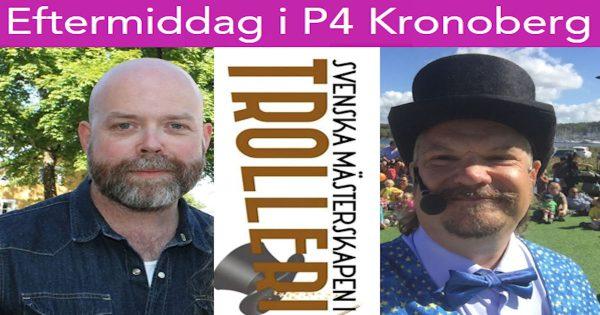 Ason Bson Cson i P4 Kronoberg - SM i Trolleri
