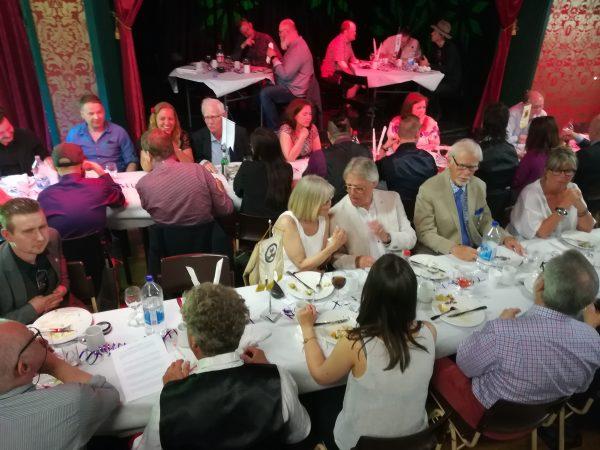 Gäster firar GMK 75 år