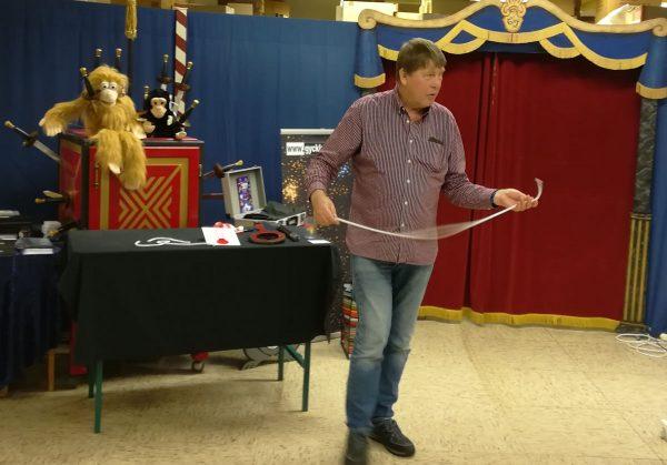 Gay lär ut Audience Managment