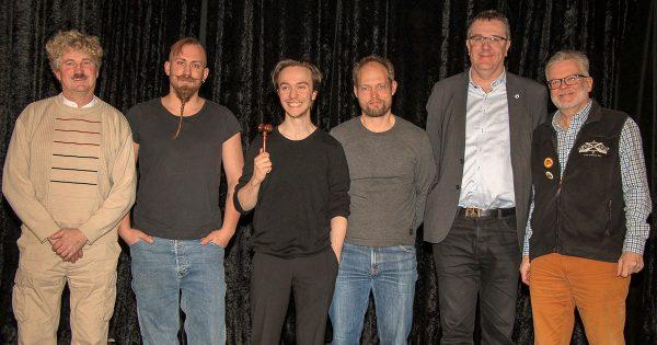 Christer, Anton, Isidor, Alexander, Anders R, Anders S