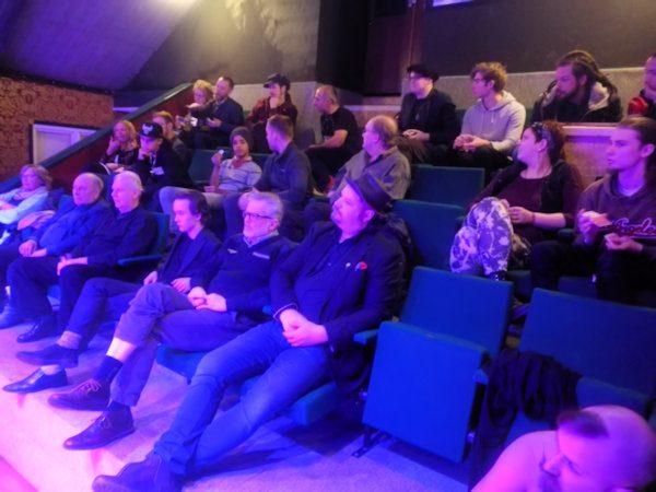 Publiken på Buratino