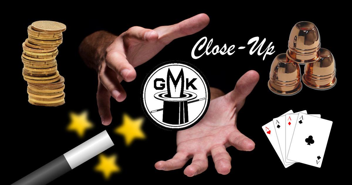 GMK Close-Up