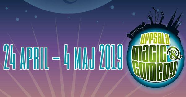 Uppsala Magic & Comedy 2019 @ Uppsala | Uppsala län | Sverige