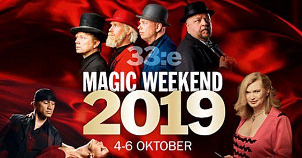 Magic Weekend 2019 @ Scandic Star Hotel i Lund   Lund   Skåne län   Sverige