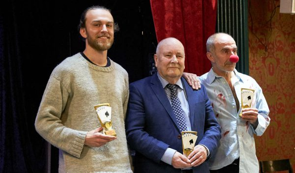 Lukas, Dusenberg och Mario - Vinnare 2019