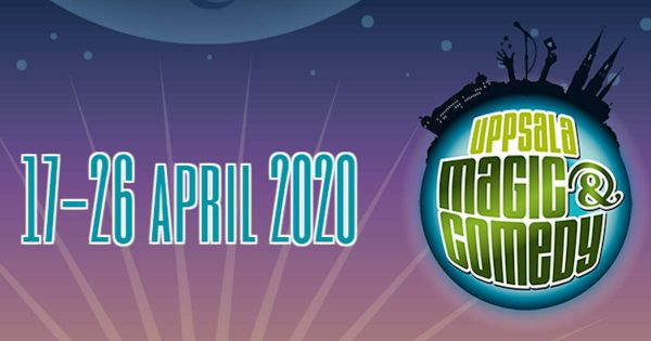 Uppsala Magic & Comedy 2020