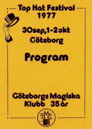GMK 1977-09-30 Top Hat Program 22 sidor