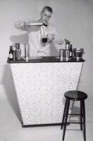 Kaffepokalen i Magiska Baren 1961