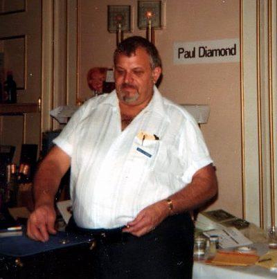 Paul Diamond (USA)
